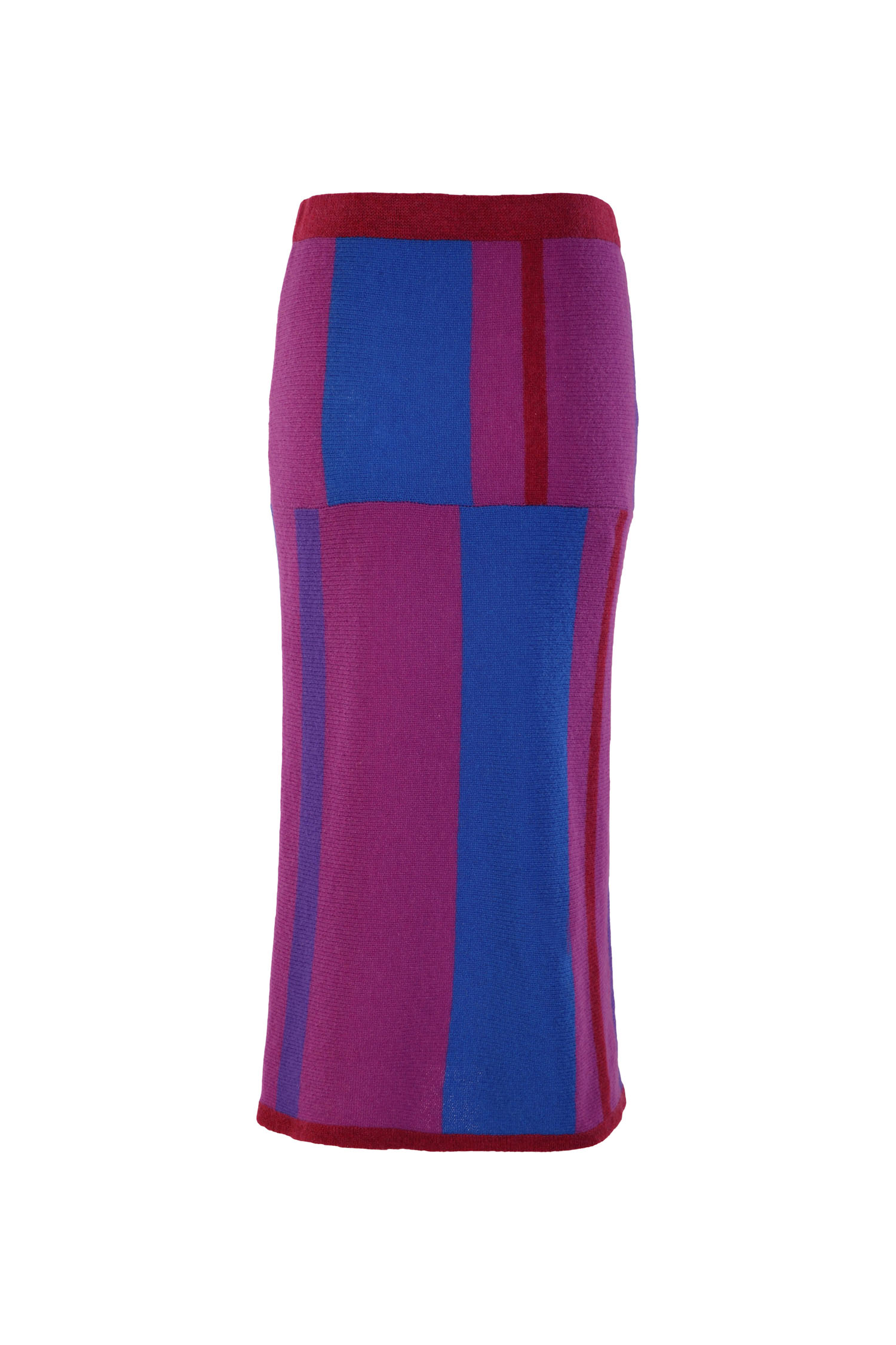 Mondrian pencil skirt3