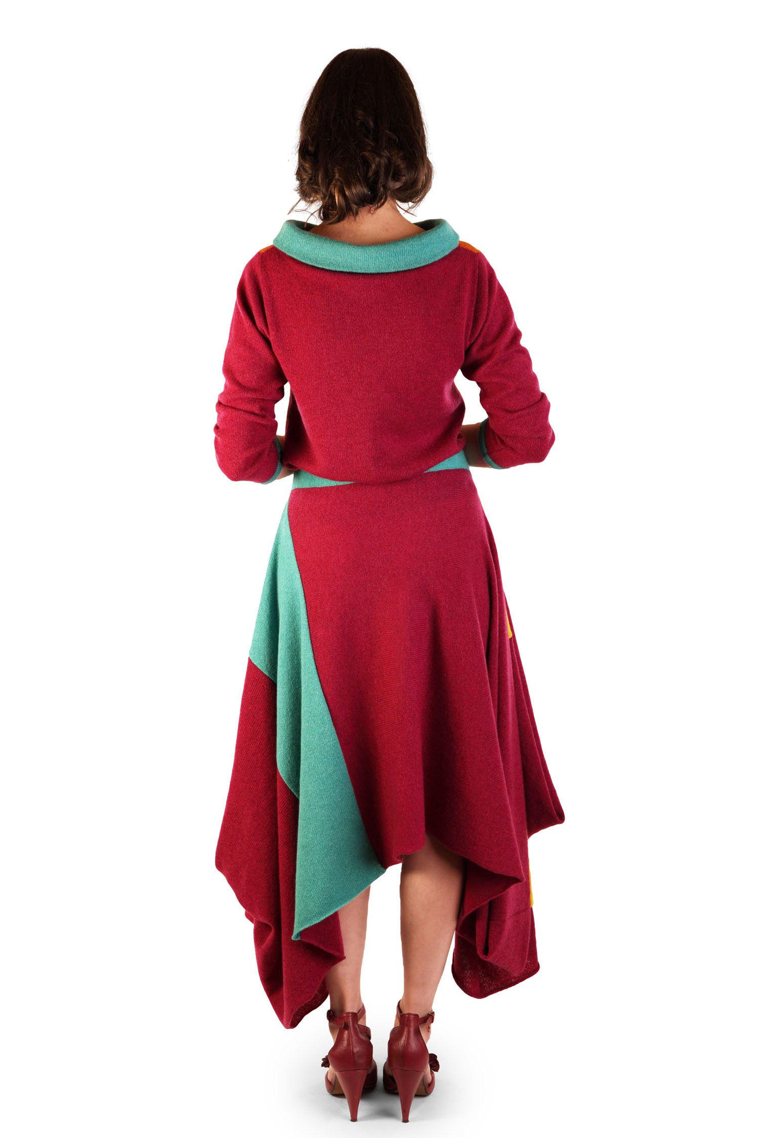 Origami skirt Autumn3