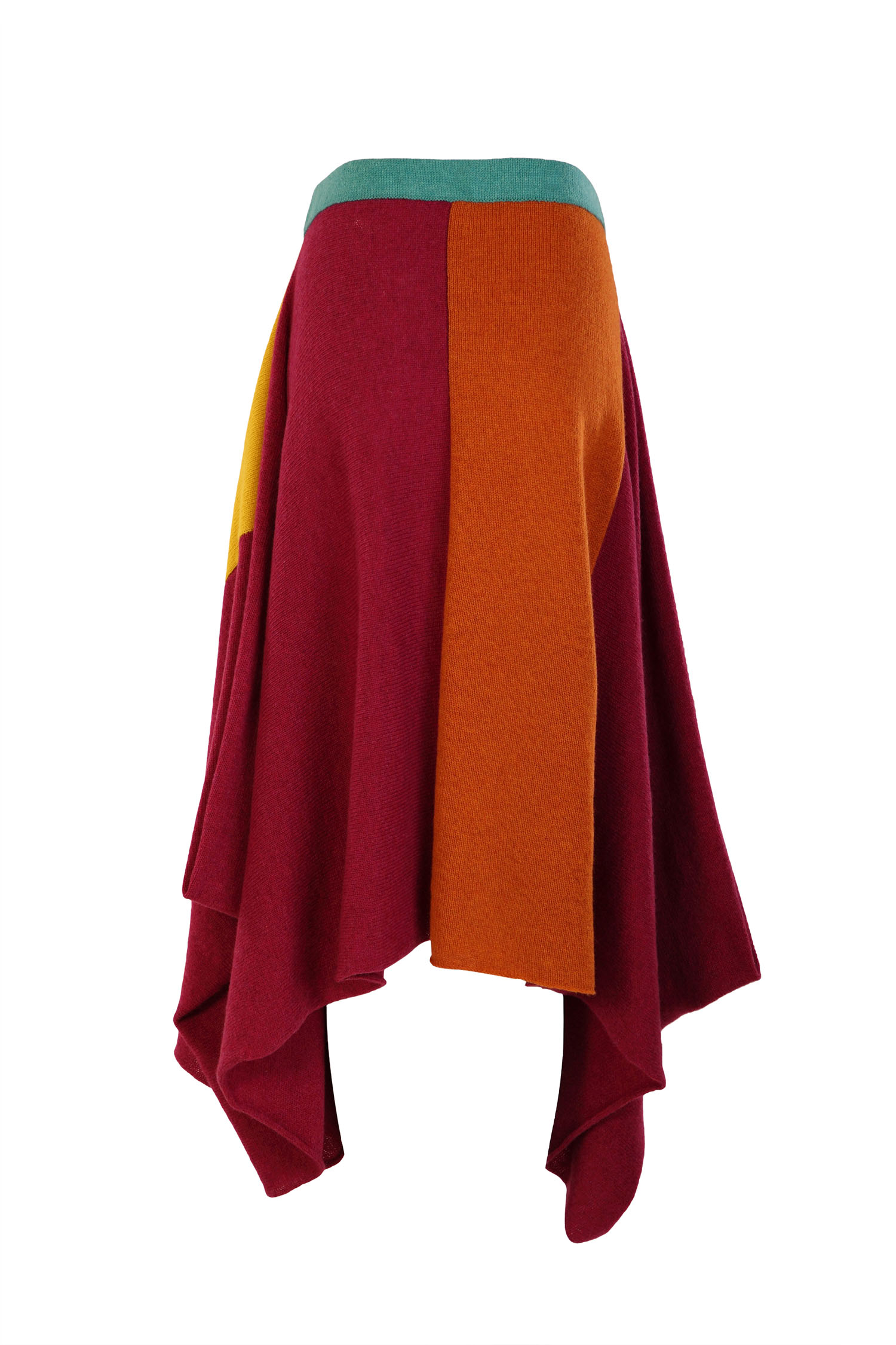 Origami skirt Autumn4