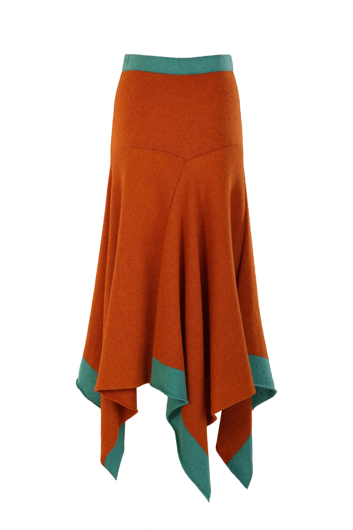 Stripe skirt2